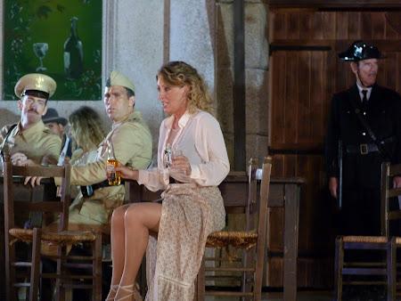 Spectacol Burgenland: Carmen de Bizet St. Margarethen
