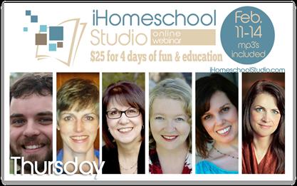 iHomeschool Studio homeschool webinar