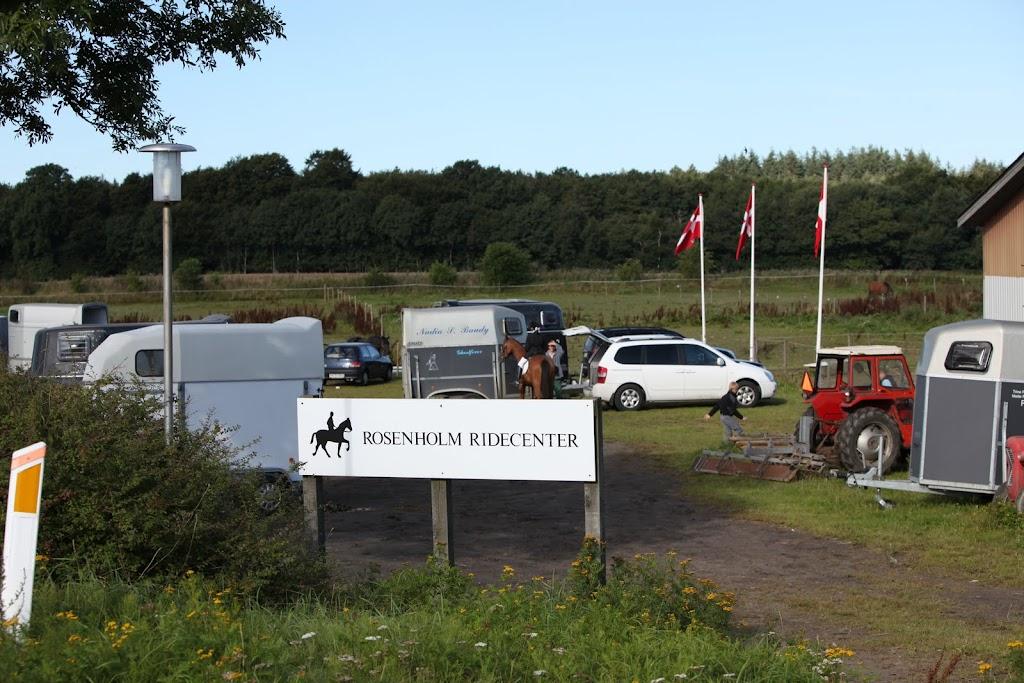 Velkommen til Rosenholm Rideklub - En klub med visioner for fremtiden