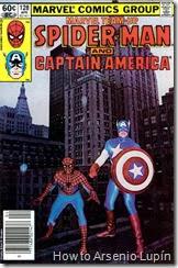 Marvel team up #127 y #128, una historia trsite en navidad y un enfrentamiento crudo contra un villano que no pudo vencer solo seran el pequeño epilogo de un par de series futuras.