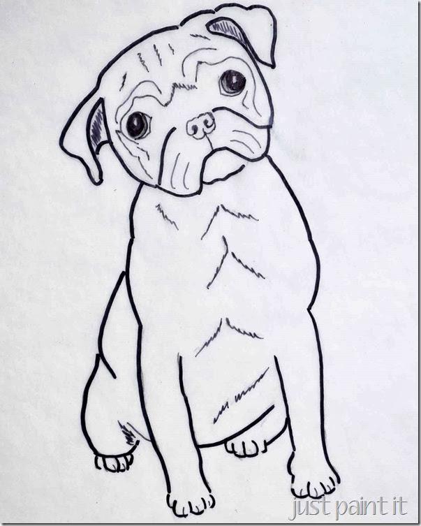 Pug-Pattern