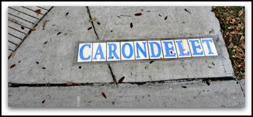 The Uptown Acorn Nola Street Tiles