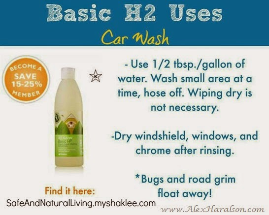 basic h2 car wash