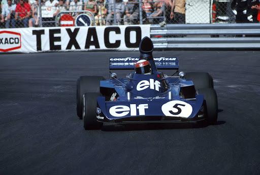 Winner Jackie StewartGBR