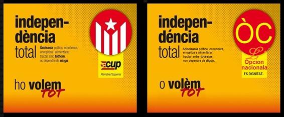 CUP Opcion Nacionala
