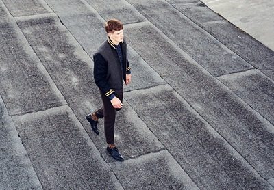 Thomas Sottong @ Success by Markus Pritzi for Feld 100 debut issue, August 2011.  Styled by Isabelle Thiry | www.Fedl100.com