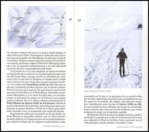 Pico de Canal Roya, Peña Blanca y Aneu 2 (Manuel Lopez Sarrion) [Desnivel]
