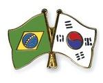 Brazil vs Korea Selatan