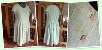 View Celadon Dress
