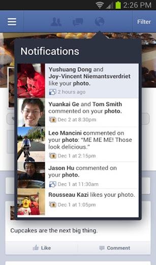 Facebookpages Manger
