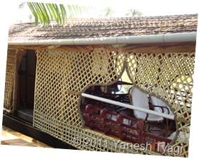 A houseboat @Kumarakom (Yanesh tyagi)