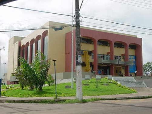 Teatro das Bacabeiras, Macapà - Amapà