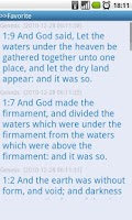 Screenshot of Holy Bible(Multilanguage)