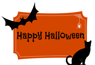 picture regarding Happy Halloween Printable identified as Freebie Friday Festive Halloween Printable + Price reduction