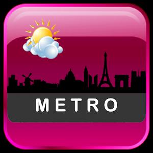 Metro Clock Widget For PC / Windows 7/8/10 / Mac – Free Download