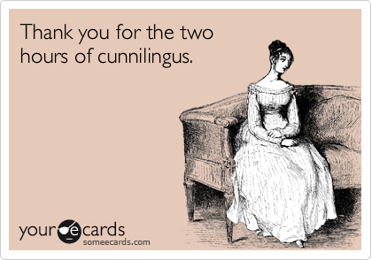 C cunnilingus