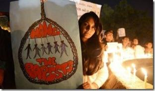 India gange rape execution