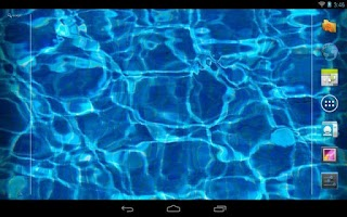 Screenshot of Water Live Wallpaper Free