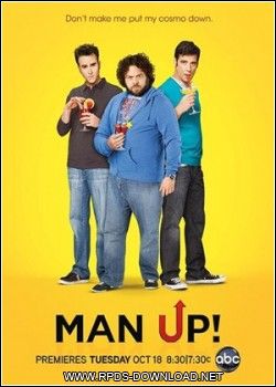 4f624c260ac87 Man Up! 1ª Temporada Completa Legendado RMVB HDTV