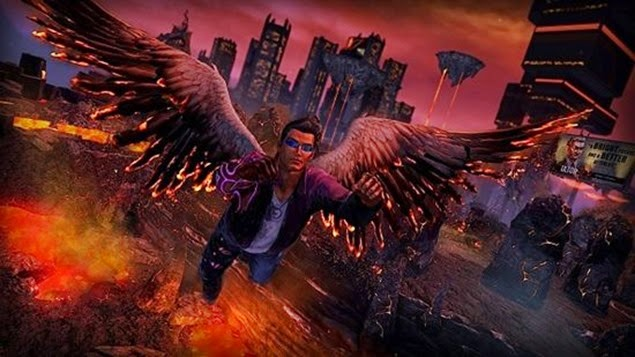 Saints Row Gat Out of Hell Epic Flight Quest Trophy Guide 01