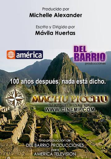 Machu Picchu: La Joya del Emperador Poster