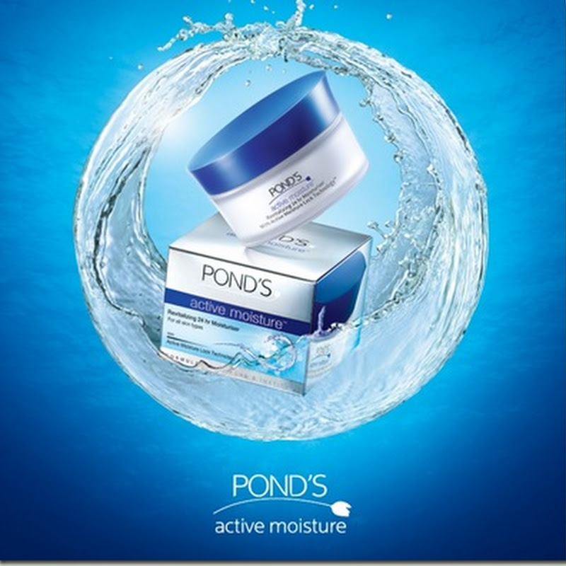 Launch Pad: Pond's Active Moisture