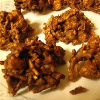 Chow Mein Clusters Recipes