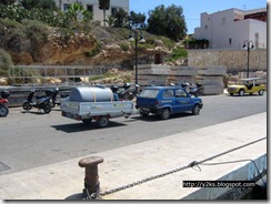 Rifornimento gasolio a Lampedusa