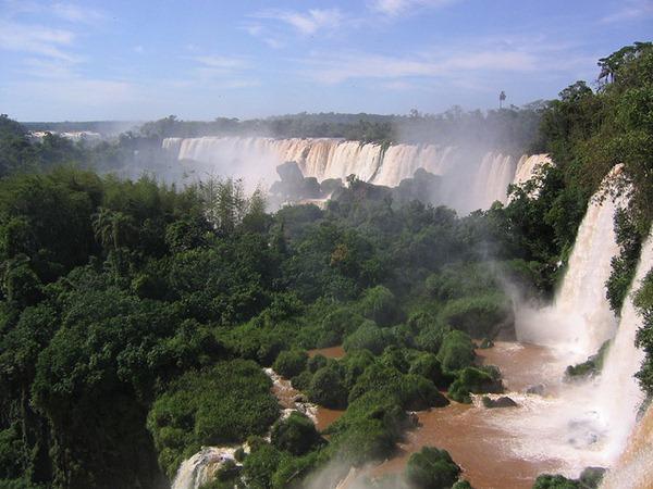 Iguazu Iguacu falls 4