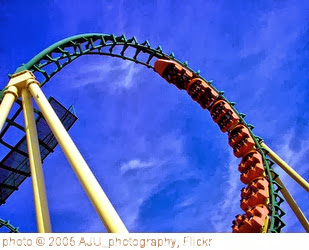 'Roller Coaster!' photo (c) 2005, AJU_photography - license: http://creativecommons.org/licenses/by-nd/2.0/
