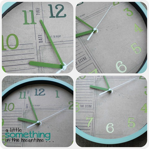 Clock Collage WM