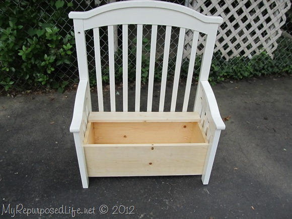 upcycle a crib