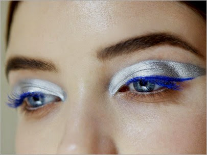 Dior-Haute-Couture-AW-2012-Beauty-silver-blue-eye-makeup-2