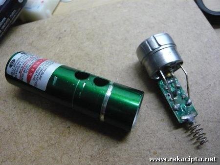 Rekacipta.net - Projektor Laser 06