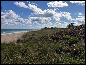 5 - Tour - First Beach Access - Clouds