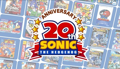 Sonic 20 logo 2