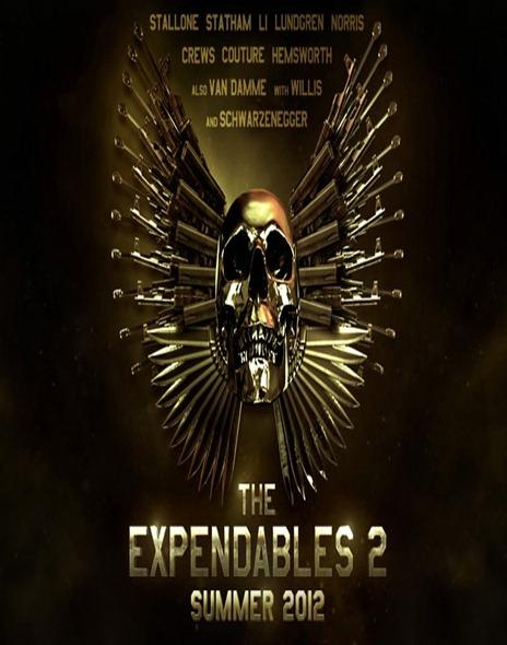 ตัวอย่างหนัง The Expendables 2 โครตคนทีมมหากาฬ ภาค 2