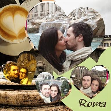 Roma collage