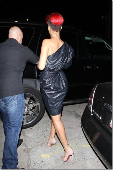 Rihanna Rihanna Out LA jPSro4_nGhql