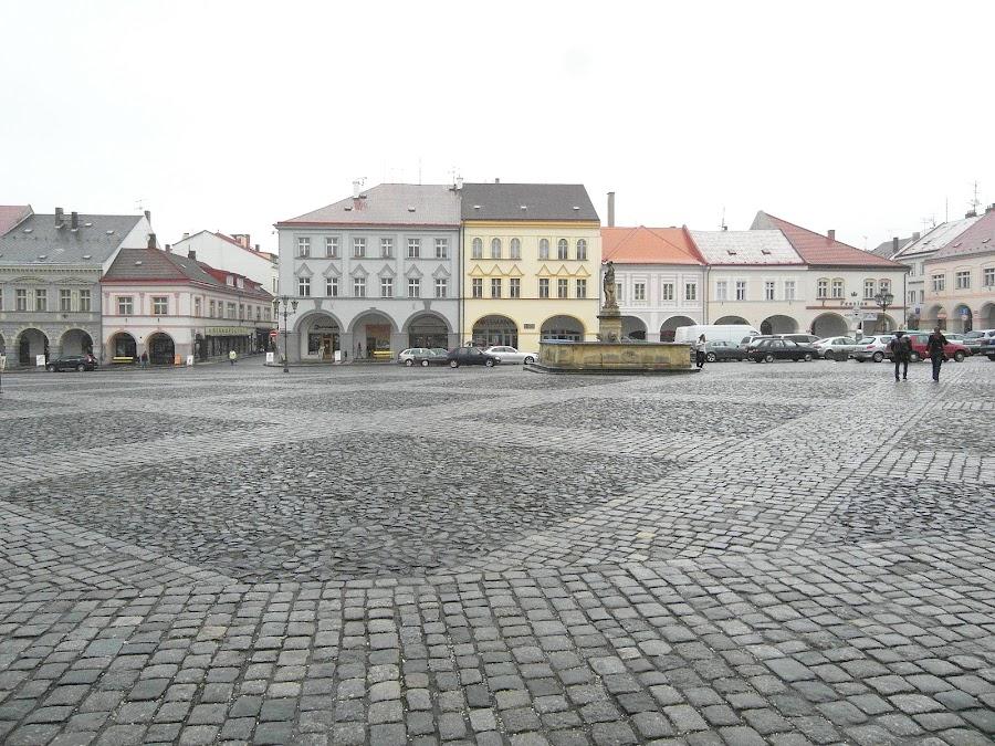 Вальдштейновская площадь