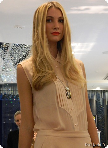 Swarovski and Harpers Bazaar - Resort Trends 2013 - Westfield Sydney  (22)