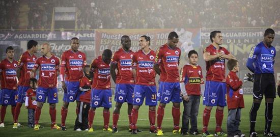 Deportivo Pasto 2012