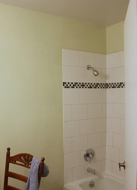 paint bathroom walls