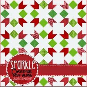 Sparkle Christmas Sew Along