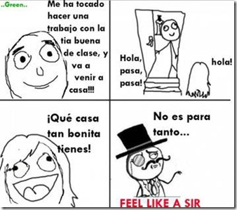 Original Feel Like a Sir