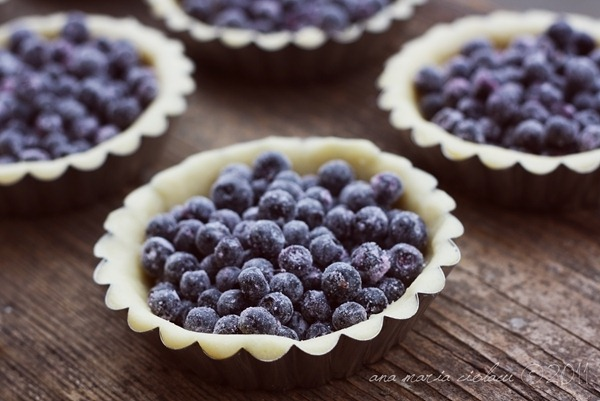 Blueberry tartlets 4 wtr