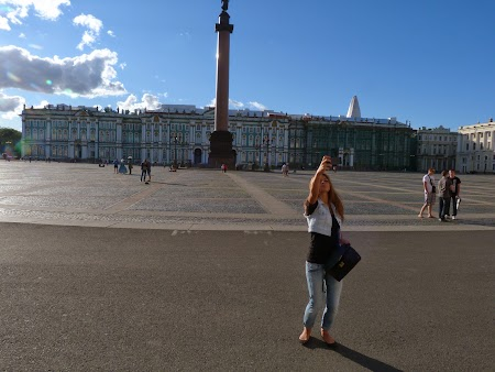 Circuit Rusia: Selfie in St. Petersburg