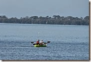 Kayakers, Crystal Beach, Fl