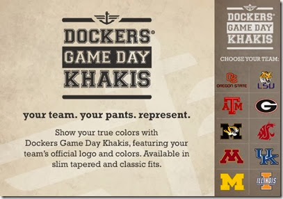 Dockers Game Day Khakis 5