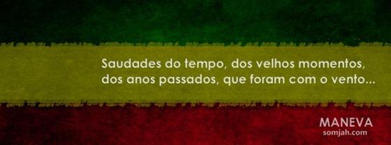 capa para facebook reggae frases banda MANEVA